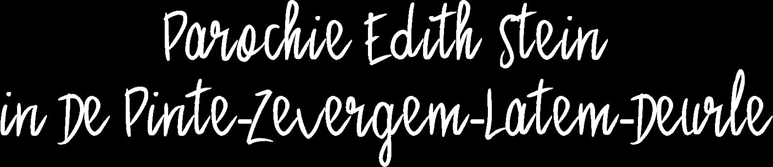 Parochie De Pinte-Zevergem-Latem-Deurle logo